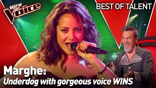 Bewitching talent ENCHANTS the Coaches on The Voice