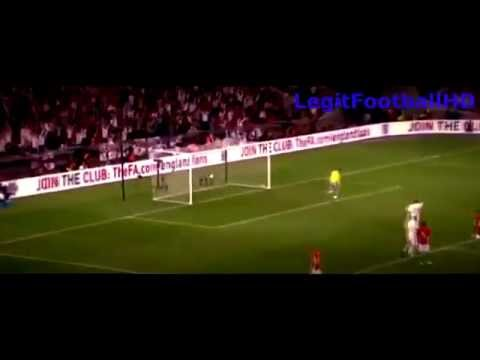Steven Gerrard - All England International Goals - Captain Tribute