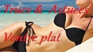 Trucs&Astuces:Un ventre plat pour longtemps!