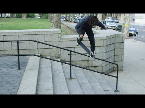 """Rough Cut: Franky Villani's """"Welcome To Dickies"""" Part"""
