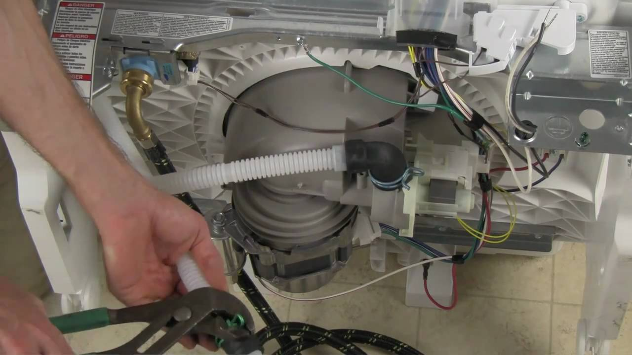 whirlpool washer parts diagram plc control panel wiring how to install a dishwasher: dishwasher installation - youtube