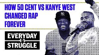 How 50 Cent vs Kanye West Changed Rap Forever | Everyday Struggle