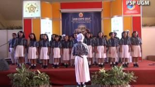Lomba Paduan Suara Lagu Nasional dan Daerah Tingkat SD