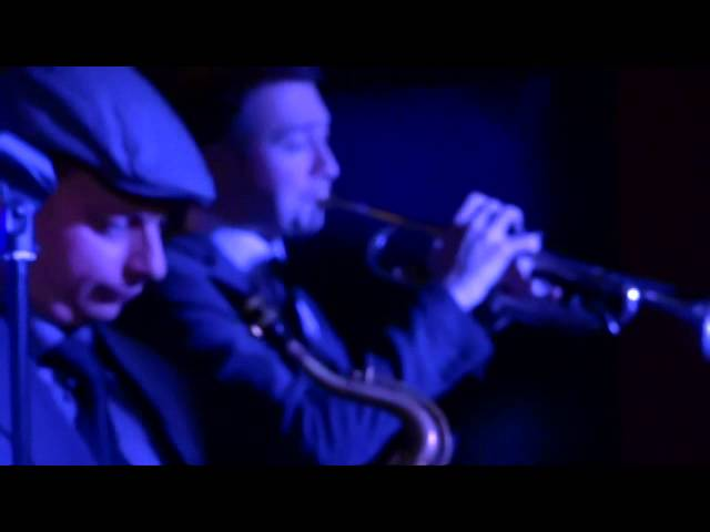 Kevin Fitzsimmons Sextet session live on JAZZ FM (live Audio outtake)