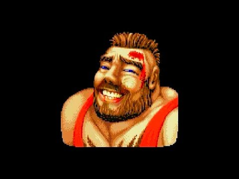 ZANGIEF - STREET FIGHTER II