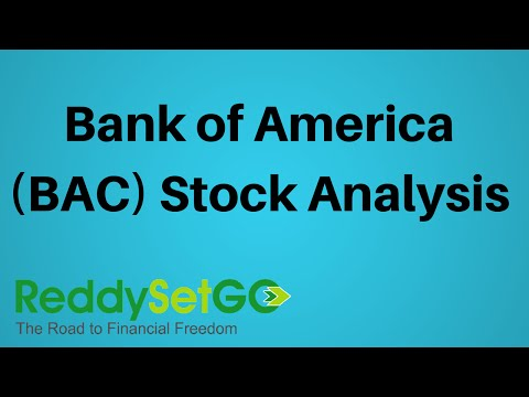 Bank of America (BAC) Dividend Stock Analysis