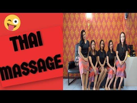 Best Thai Foot Massage, walking street, Pattaya, Thailand, Part 4