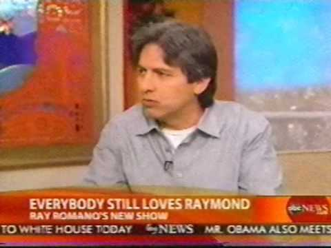 Ray Romano - Good Morning America - 12.07.09 - Men of a Certain Age