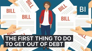 Easy Steps To Get Out Of Debt — Explained By A Certified Financial Planner