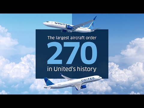 United — Meet the future of our fleet