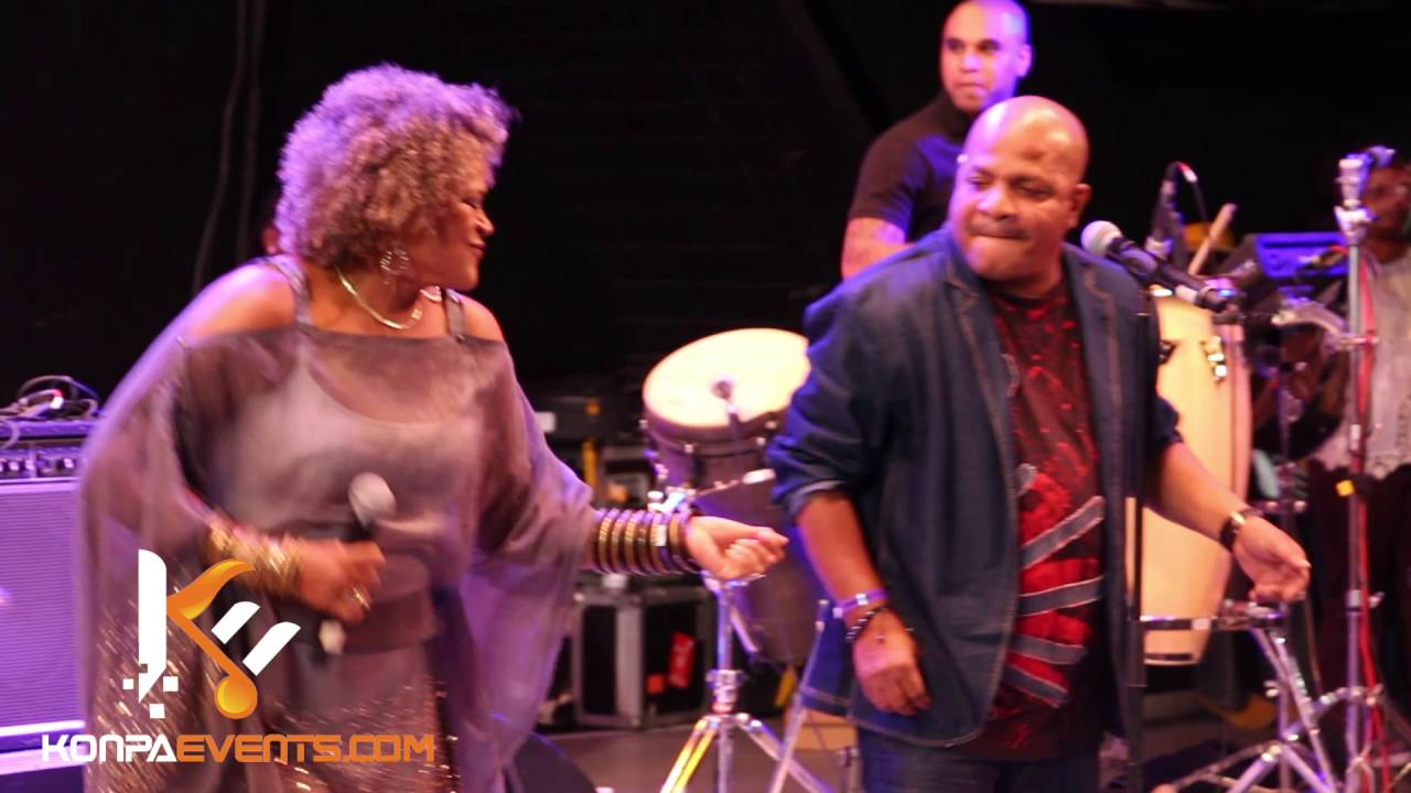 Kassav Live @ Laborday Weekend Fest 2016 - YouTube