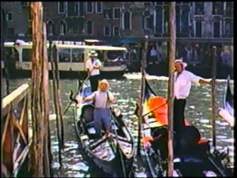 Ernest Borgnine Shelly Winters Candice Azzara Venice Italy