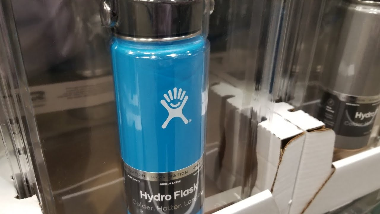 02b0adb0a2 Costco! HydroFlask 32 OZ Water Bottle! $29!!! - YouTube