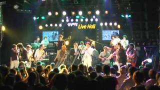 FREEDOM SOUND -  Kingston rudieska  &  ska rockets (2009.7.18)