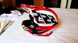 Airoh Terminator 2.1 TC15 helmet