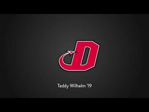 2016 Dickinson Baseball: Teddy Wilhelm