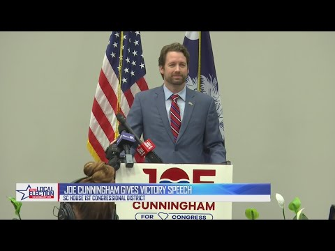 Joe Cunningham speech