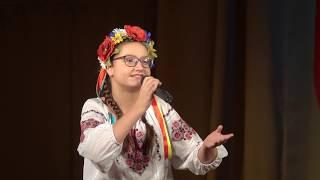 """Выступление """"Гимназии 5"""" на фестивале национальных культур"""
