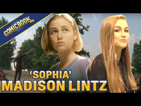 The Walking Dead's Sophia Madison Lintz Is All Grown Up