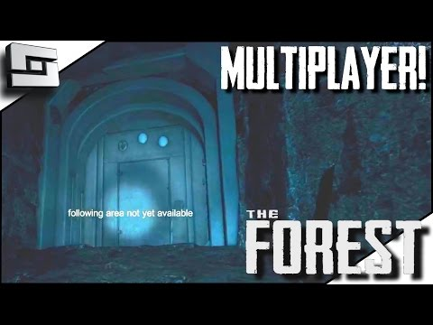 The Forest Multiplayer - AREA NOT YET AVAILABLE?! E20 ( Gameplay )