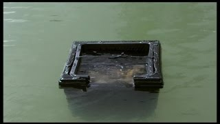 Build A Floating Pond Skimmer DIY / Building Your Own Private Beach