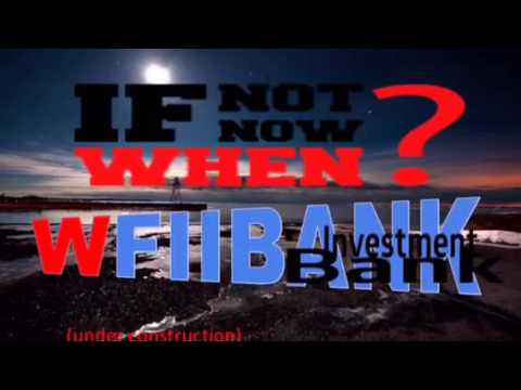 WFIIBANK INVESTMENT BANKING. Building a new paradigm