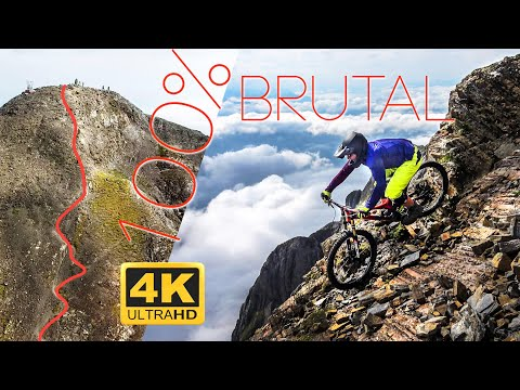 100% BRUTAL – ARBIZON A VTT – Freeride, enduro – Pyrénées