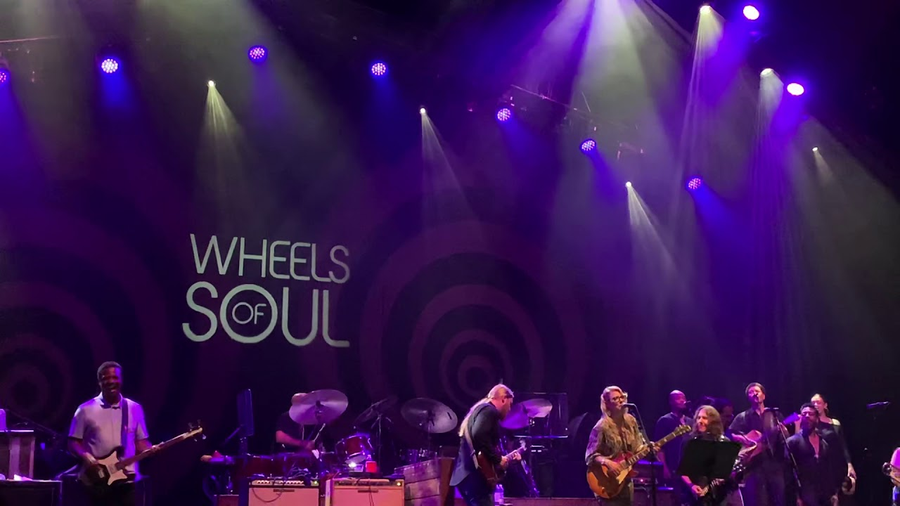 Tedeschi Trucks Band Welcomes Charlie Starr & Debuts Elton