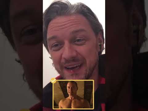 How well does James McAvoy know his fellow Scottish actors' bodies? Josh Horowitz finds out. #Shorts