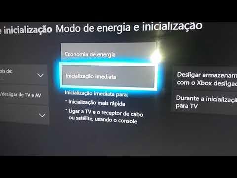 Xbox one S (como deixar fazendo dowload em segundo plano) download desligado!