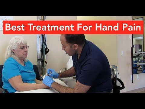 The Best Thumb Pain & Numbness Treatment