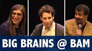 Big Brains at BAM | StarTalk Live! with Neil deGrasse Tyson | Full Episode