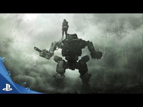 HAWKEN – E3 2016 Official Announce Trailer | PS4