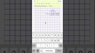 matematik uppställning algoritm - iphone ipad app