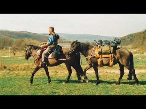 Mit 2 Pferden um die Welt - Multimediashow v. Weltumreiter Manfred Schulze