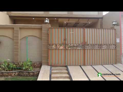 BRAND NEW DOUBLE STOREY 10 MARLA HOUSE AVAILABLE FOR SALE IN SAMANABAD LAHORE