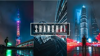 SHANGHAI Cinematic Travel Film [Sony A7iii & Tamron 28-75]