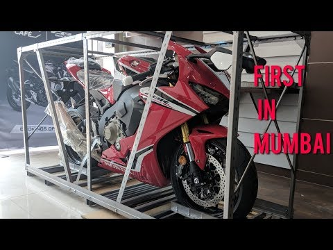 2019 Honda CBR 1000RR Fireblade Unboxing and Delivery | First in Mumbai |