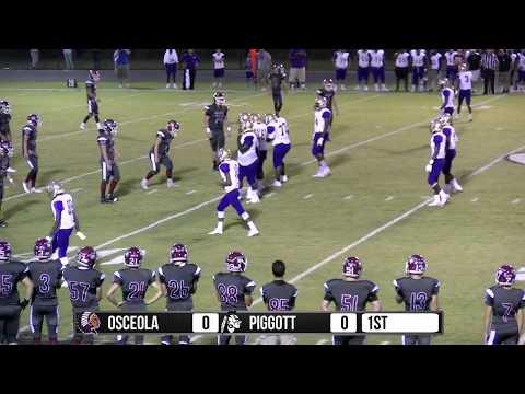 Osceola vs. Piggott  9-22-17
