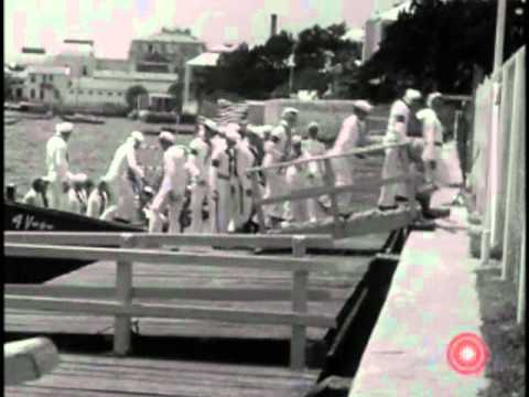 1944: American Sailors in Bermuda
