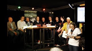 Politieke avond in Stage Music Cafe Eindhoven, helemaal