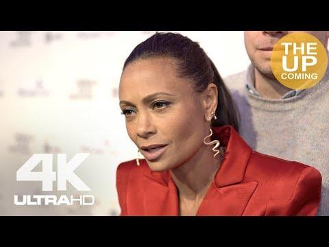 Thandie Newton interview on Westworld season 2 at Tribeca Film Festival 2018
