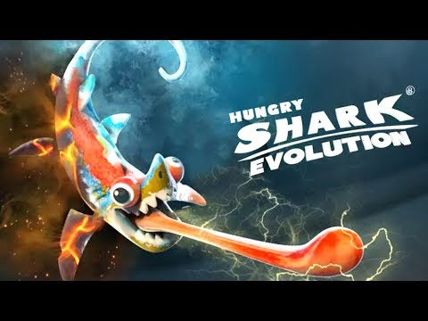 WOW! NEW SHARK?!? - New Update Is Coming || Hungry Shark Evolution [FHD-1080p]
