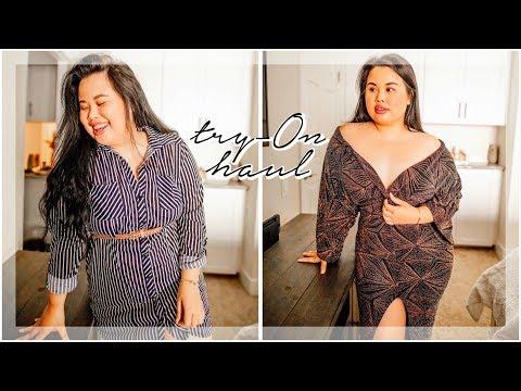 Try-On Haul! Fashion Nova Must Haves! | Kim Thai