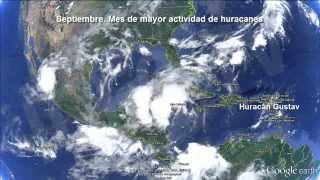 Huracán Ingrid, Tormenta Tropical Manuel. Temporada Huracanes México / Caribe Hurricanes [IGEO.TV]