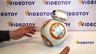 Робот BB-8 Зоряні війни - відео огляд російською. Droid BB8 Star Wars unboxing robot 0+