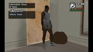 Starter Save - Part 1 - The Chain Game - GTA San Andreas PC - complete walkthrough -achieving ??.??%
