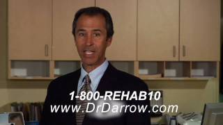Prolotherapy Performed On The Elbow (Tennis Elbow): Dr. Marc Darrow