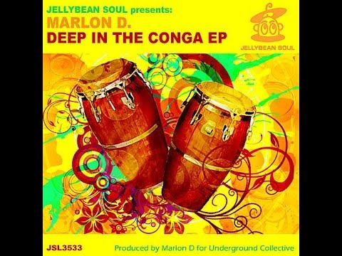 Marlon D - Deep Drum (Underground Collective Tribal Mix)