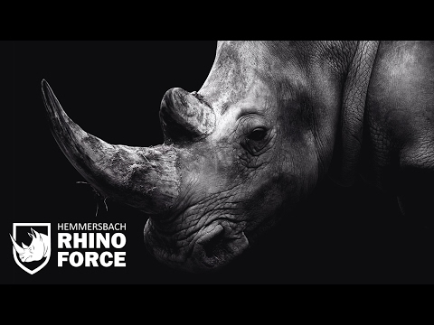 African Rhino Anti-Poaching - The Difference between Endangered and Extinct!